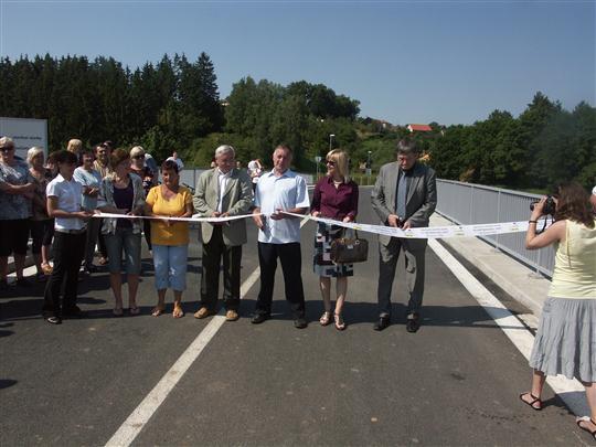 Otevírání mostu