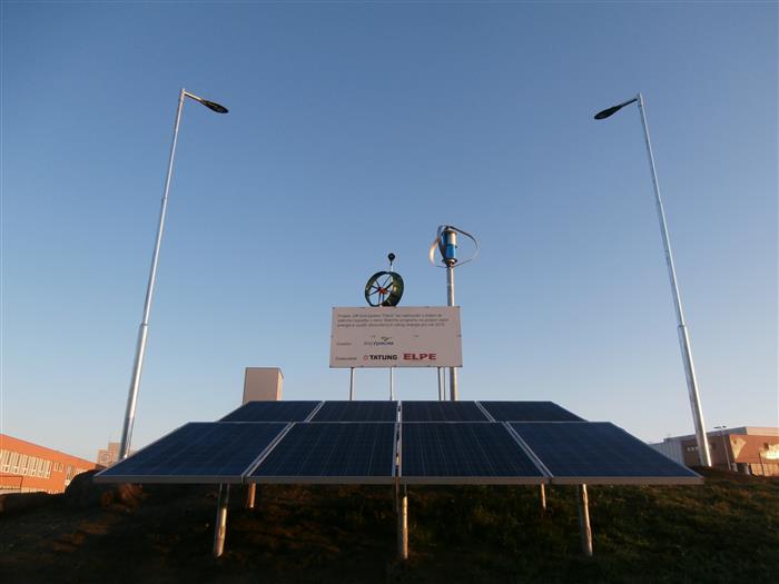 Ostrovní energetický systém