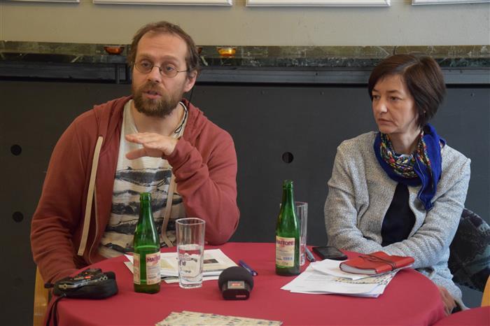 Umělecký šéf divadla Pavel Šimák představuje novou sezónu Sdílení